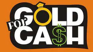 WE PAY CASH FOR GOLD AT VERMILLION ENTERPRISES