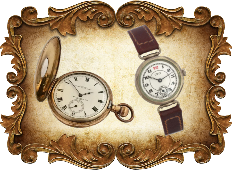 Wrist & Pocket Watches
