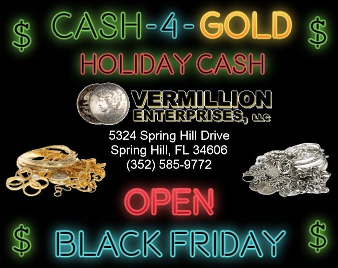Need Extra Cash For Black Friday?